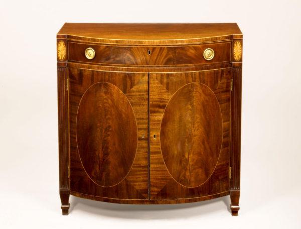 A George III Hepplewhite Period Side Cabinet